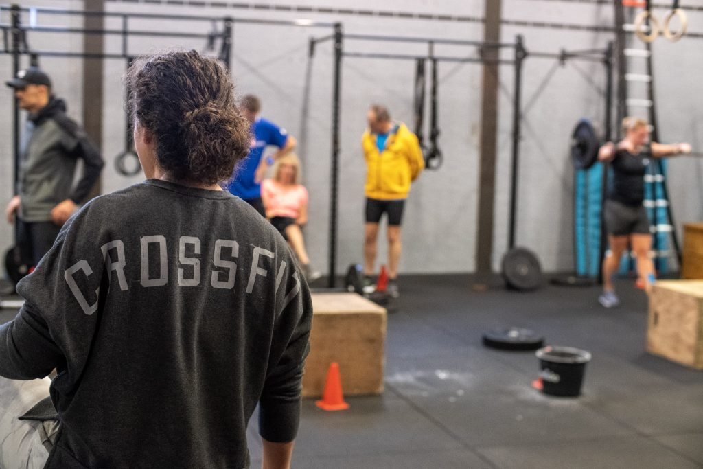 Coaching bij CrossFit Willemsoord in Den Helder