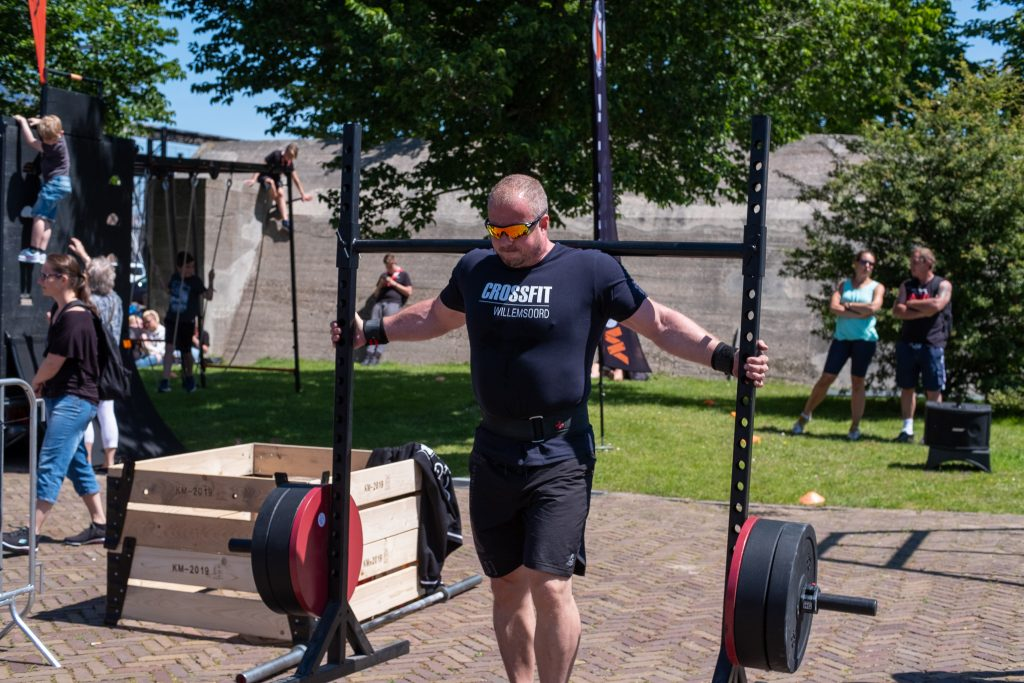 Strongfit bij CrossFit Willemsoord in Den Helder