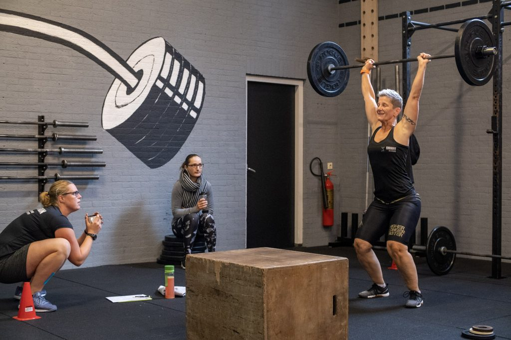 Drop in bij CrossFit Willemsoord in Den Helder